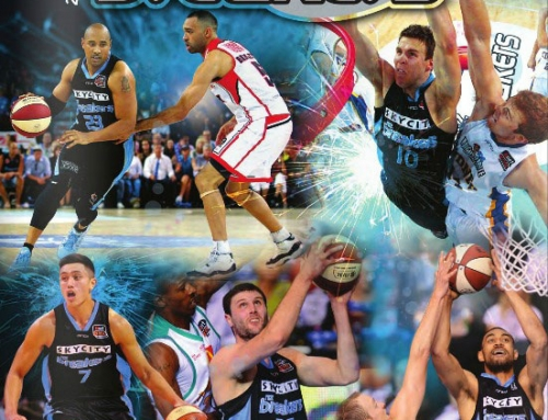 SKYCITY Breakers 2013