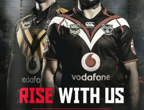 Vodafone Warriors 2013