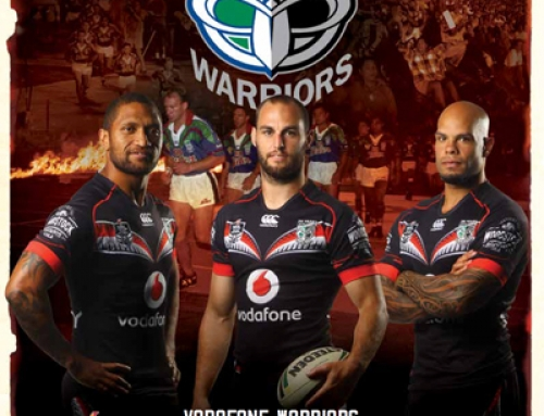 Warriors 2015