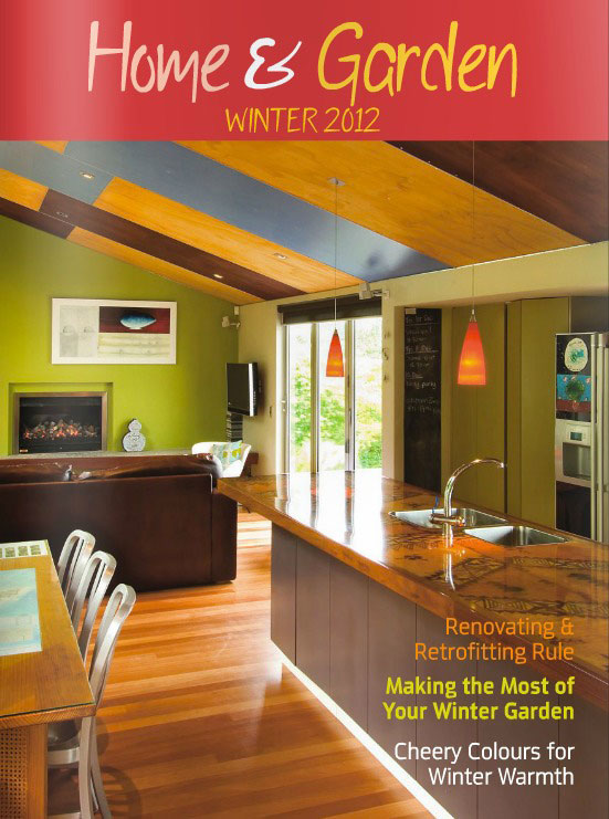 Home & Garden Winter 2012