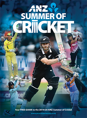 Summer of Cricket 2019
