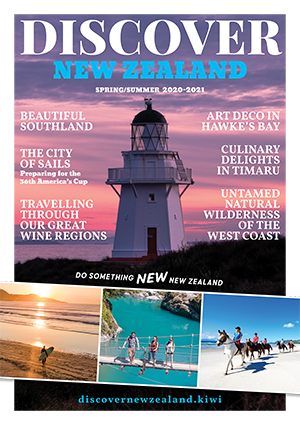 Discover New Zealand 2020